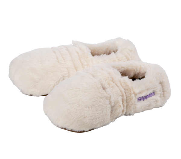 Slippies® Deluxe creme Plush