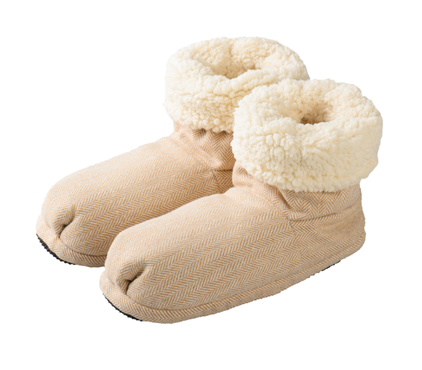 Slippies® Boots Comfort beige