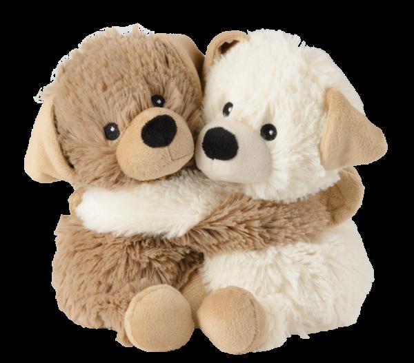 Kuschel-Freunde Hunde